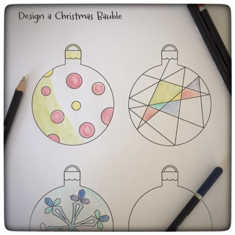 Design a Christmas Bauble