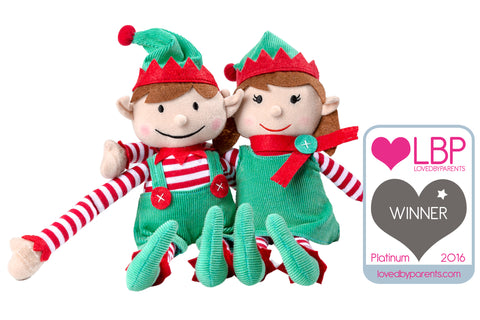 Elf for Christmas Loved By Parents Award Winner