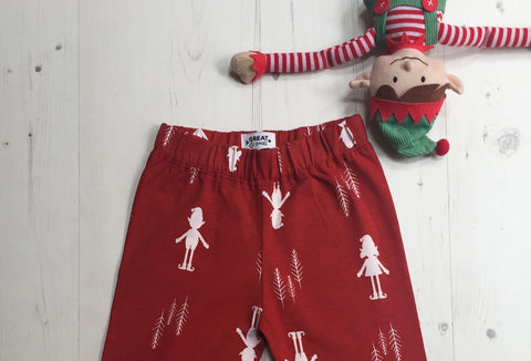 Men's & Women's Adult Christmas Pyjamas