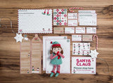 Christmas Girl Elf & Magical Reward Kit