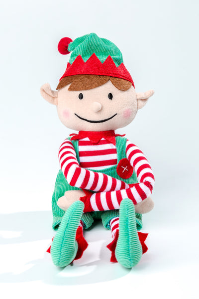 An Elf for Christmas Boy - Elf Toy Only | Elf For Christmas