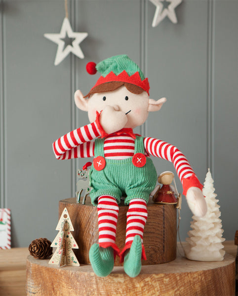 Elf Toy Only - Elf for Christmas Boy