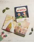 Elf's First Adventure Christmas Story Book