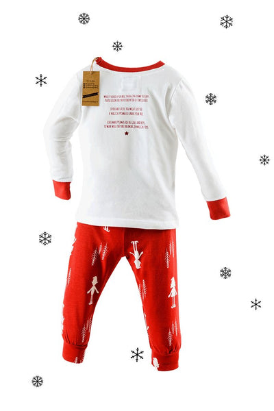 Children's Christmas Elf Pyjamas & Kids' PJ's