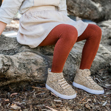 Tikitot Brooklyn Cheetah Toddler Boots.