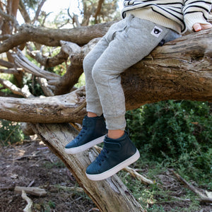 Midnight Blue Tikitot Toddler Boots