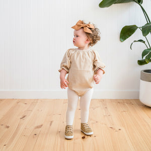 Toddler girls neutral winter fashion