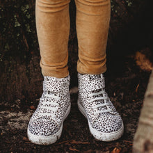 Brooklyn Snow Leopard Toddler Boots