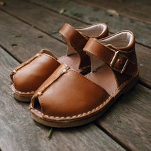 Monterosso Kids Sandal - Honey Tan