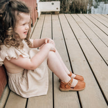 leather toddler and child summer sandals