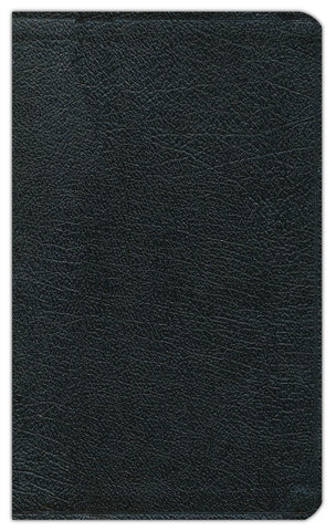 NIV Life Application Study Bible-Black Bonded Leather