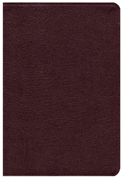 NIV Life Application Study Bible, Third Edition,  Bonded Leather, Burgundy