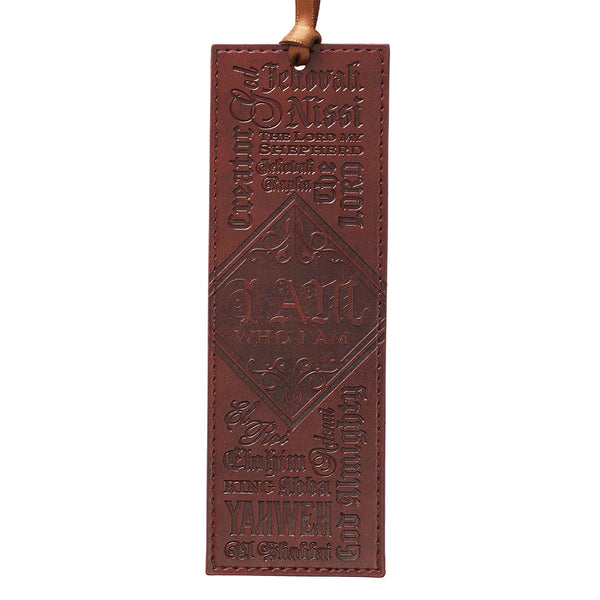 Names of God Bookmark - Exodus 34:6