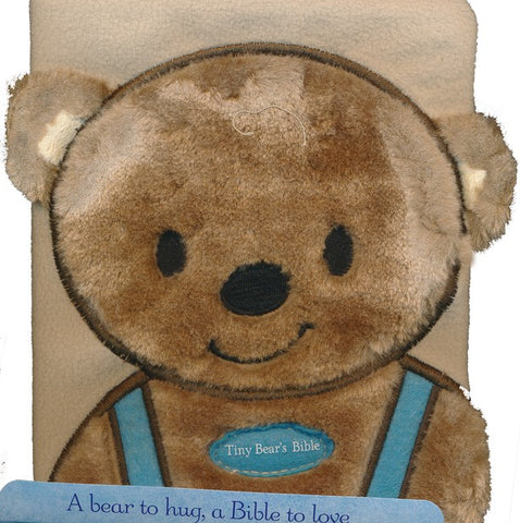 Tiny Bears Bible-Blue