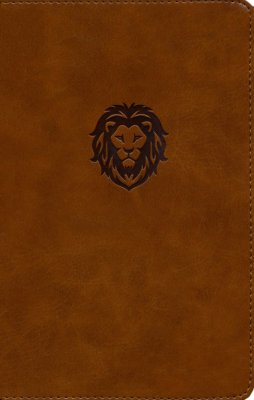NKJV Thinline Bible/Youth Edition (Comfort Print) - Brown Leathersoft