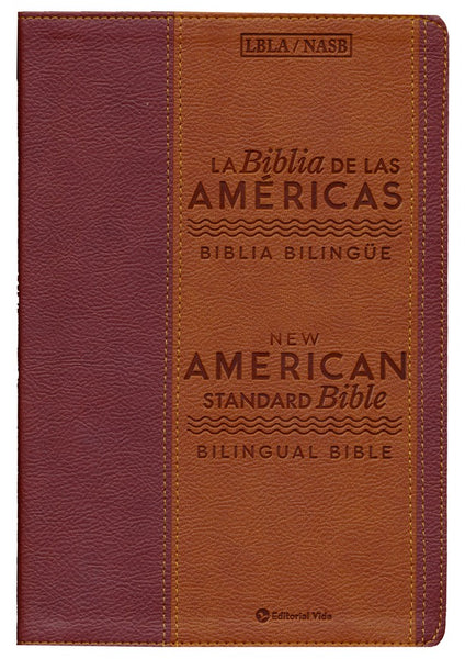 Biblia Bilingue LBLA/NASB Brown