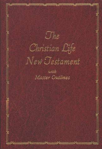 KJV The Christian Life New Testament