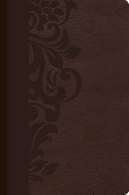 Biblia de Estudio para Mujeres RVR 1960, Simil Piel Cafe, Ind. (RVR 1960 Study Bible for Women, Brown LeatherTouch, Ind.)