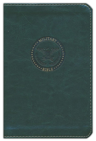Soldier's Bible-CSB Green
