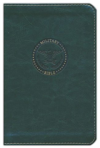 Soldier's Compact Bible CSB Green