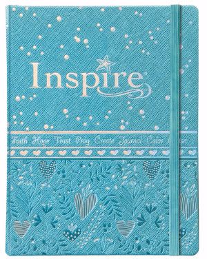 Inspire Bible for Girls NLT