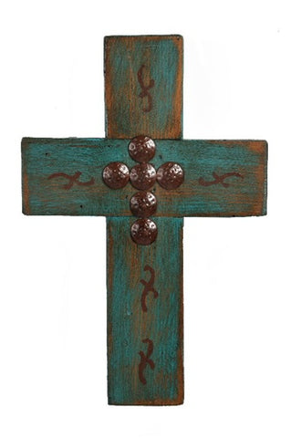 Mesilla Wooden Cross