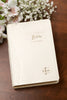 St. Joseph New American Brides Bible White