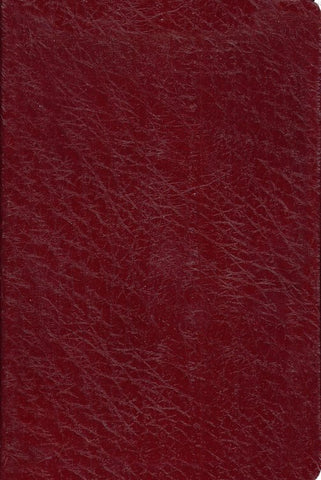 The Old Scofield® Study Bible, KJV, Classic Edition Burgundy Leather