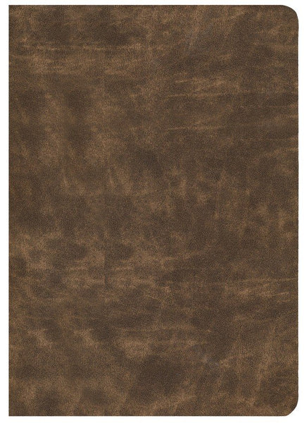 NIV Life Application Study Bible (Third Edition)-Distressed Brown Bonded Leather Third Edition