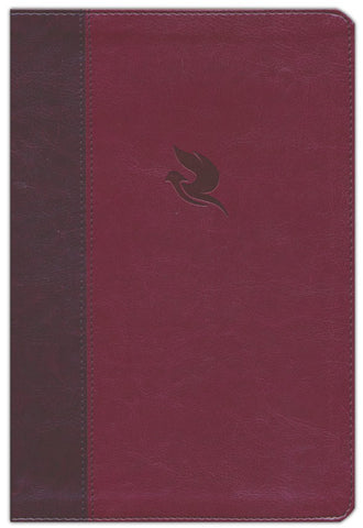 NKJV Spirit-Filled Life Bible (Third Edition) (Comfort Print)-Burgundy Leathersoft Indexed