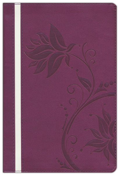 NKJV A Woman After God's Own Heart Study Bible: Berry Imitation Leather