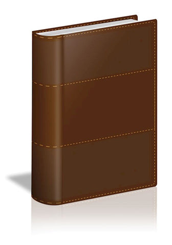 Spanish-RVR 1960 Full Life Study Bible-Brown/Mocha DuoTone