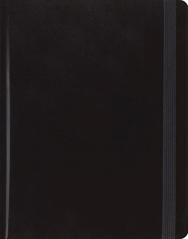 ESV Single Column Journaling Bible (Black)
