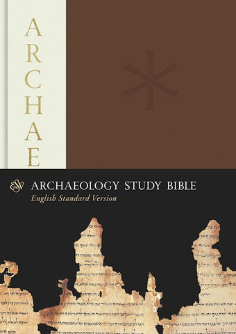 ESV Archaeology Study Bible-Hardcover