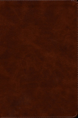 ESV Story of Redemption Study Bible -Brown