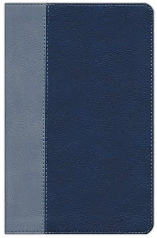 ESV Student Study Bible-Navy/Slate Timeless Design TruTone
