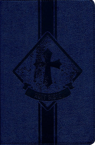 KJV Kids Bible, Royal Blue Sword Bible LeatherTouch