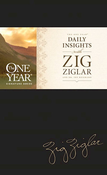 The One Year Daily Insights with Zig Ziglar (Updated)