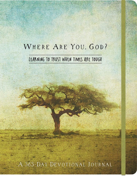 Where Are You, God? Journal