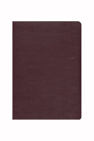 Old Scofield Study Bible Classic Edition - KJV, Burgundy/Indexed