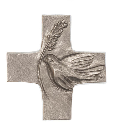 Dove of Peace Cross