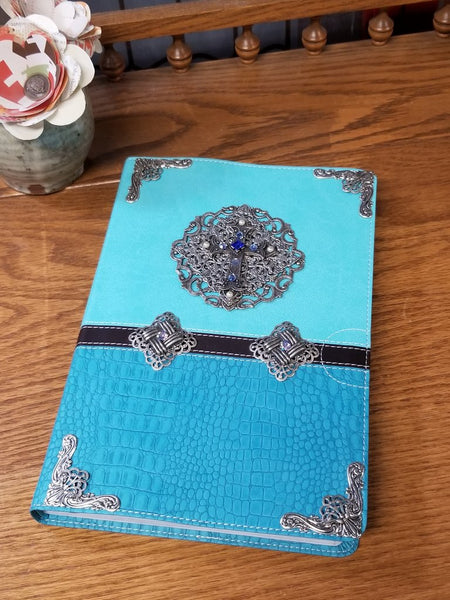 NIV Silversmiths Women's Devotional Bible