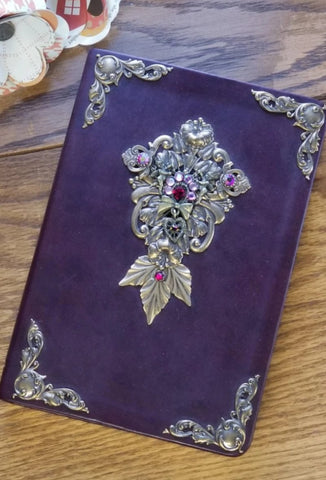 NAB Jeweled Angels of Love Bible