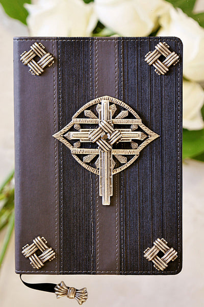 Decorated Groom's Bible NCV