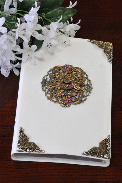 Jeweled Angels Bible-NIV