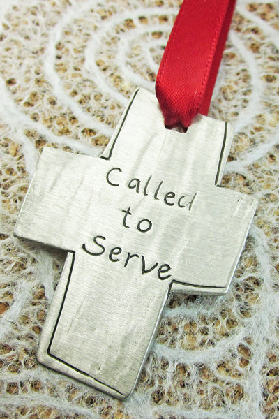 Called to Serve Ornament