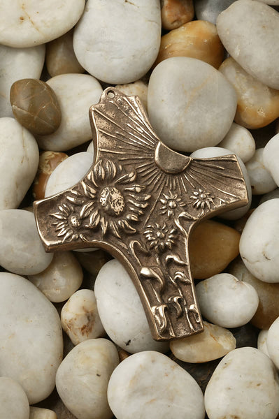 Rejoice Bronze Cross