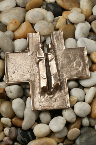 Open to the Grace of God Bronze Cross