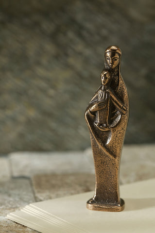 Mother of Amazing Grace Bronze Statuette