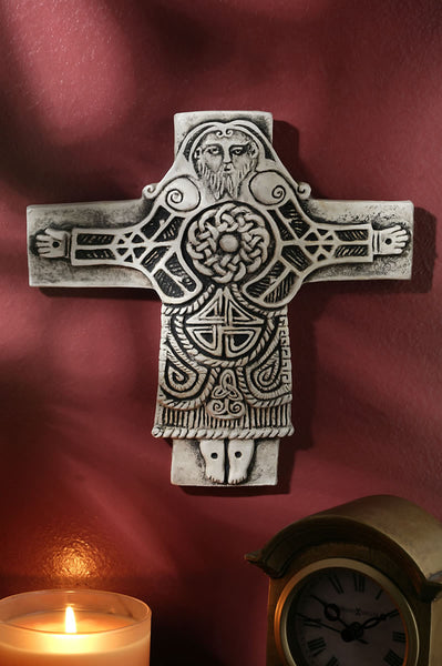 Manx Crucifix Cross, Isle of Man